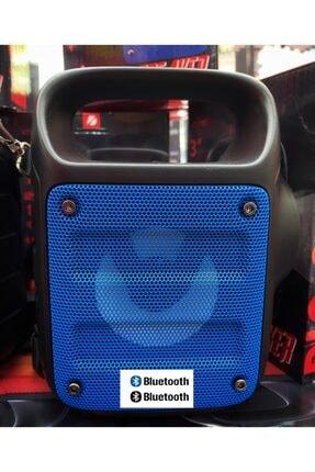 Polygold Bluetooth Hoparlör Taşınabilir Kablosuz Wireless Speaker-el Fenerli-usb -sd Kart Mikrofon Girişli 0