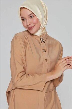 Armine 20k4320 Tunik Camel 1