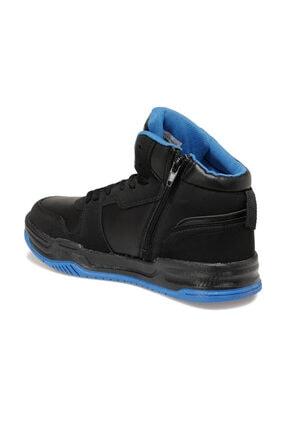 Kinetix GALLO HI M Siyah Erkek Sneaker Ayakkabı 100552527 2