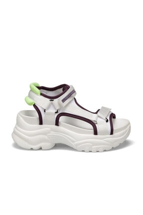 Lumberjack GRANOLA Beyaz Kadın Sandalet 100500141 1