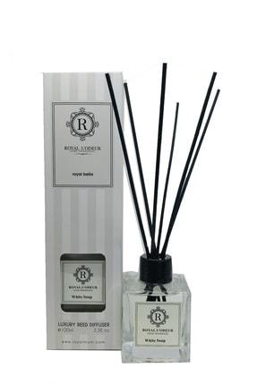 Royal Mum Beyaz Sabun Oda Kokusu- Banyo Ve Wc Için Mükemmel Seçim 100 ml 0