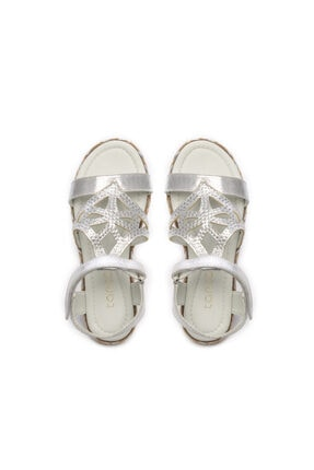Kemal Tanca Çocuk Sandalet Sandalet 608 404 Kız Snd 31-36 3