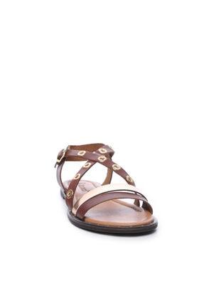 Kemal Tanca Kadın Derı Sandalet Sandalet 169 7282 Bn Sndlt 1