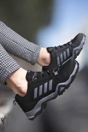 Riccon Siyah Füme Erkek Trekking Ayakkabı 0012189 0