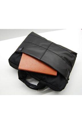 """The Moda West 15.6"""" Siyah Evrak Bilgisayar Notebook Laptop Çantası 2"""