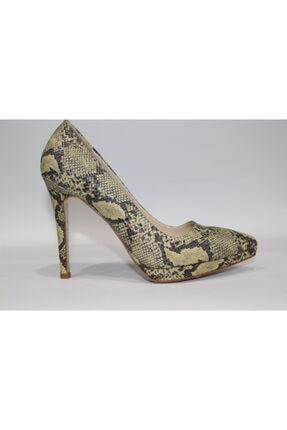 Bayan Platform Bayan Topuklu Ayakkabı 11