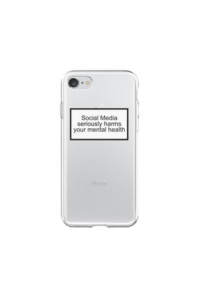 shoptocase Iphone7 Social Media Telefon Kılıfı 0