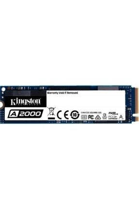Kingston A2000 500gb 2200/2000mb/s Nvme M.2 2280 Pcıe Ssd (Sa2000m8/500g) 2