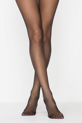 Penti Kadın Siyah 9 Ay 10 Gün Külotlu Hamile Çorabı 1