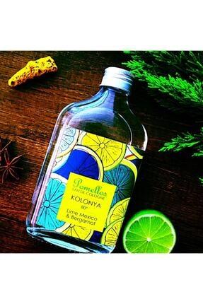 Pomellos Kolonya Lıme Mexıco&bergamot 250ml 3
