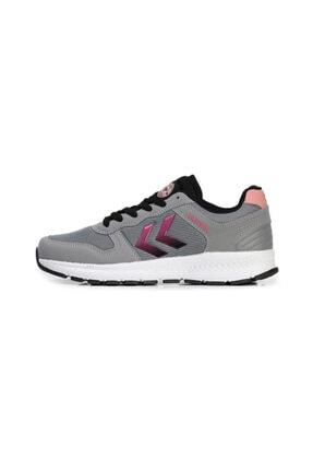HUMMEL Porter Gri Kadın Sneaker Ayakkabı 100352367 1