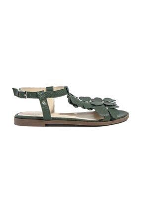 Desa Belle Kadın Deri Sandalet 1