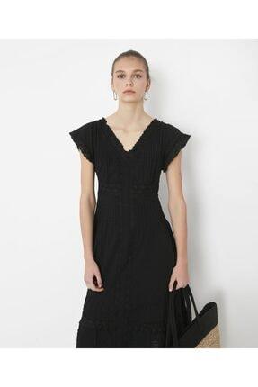 İpekyol Dantel Şeritli Elbise 1