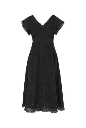 İpekyol Dantel Şeritli Elbise 3