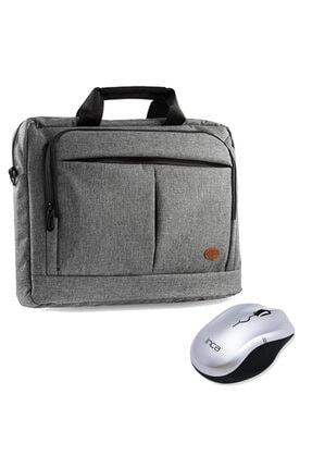 300683 15.6 Bilgisayar Notebook Çantası+kablosuz Mouse resmi