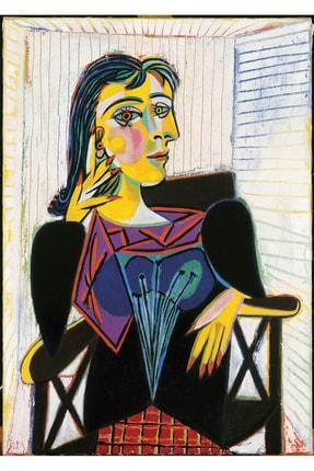 Vona Vintage Dora Maar Painting Pablo Picasso Poster 1