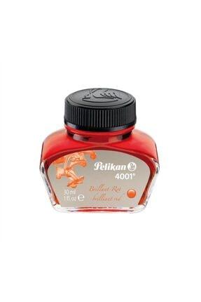 Pelikan 4001 Yazı Mürekkebi Kırmızı Pl301036ymkı 0