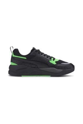 Puma X-RAY 2 SQUARE Siyah Kadın Sneaker Ayakkabı 101119295 4