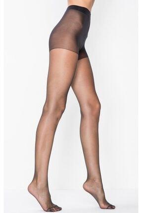 Picture of 6 Lı Kadın Siyah Süper Maxi (Büyük Beden) Külotlu Çorap
