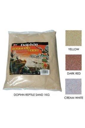 Dophin Sürüngen Kumu Beyaz 1 Kg 0