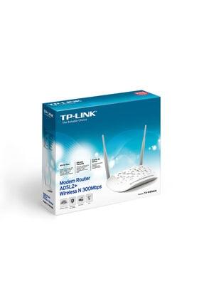Tp-Link Modem 4 Port 300 Mbps Router Td-w8961n 0