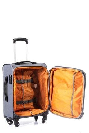 ÇÇS Kumaş Kabin Boy Valiz 4