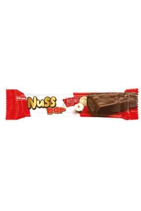 Elvan Nuss Bar Fındıklı 9 gr 48 Adet (1 Kutu) 1