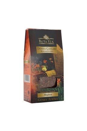 Beta Tea Portakallı Rooibos  Güney Afrika Çayı Dünya Çayları Koleksiyonu 50 gr 0