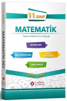 Sonuç Yayınları Sonuç 11.sınıf Matematik Modüler Set 0