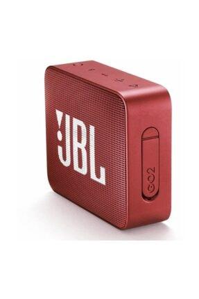 JBL Go 2 Ipx7 Bluetooth Taşınabilir Hoparlör Kırmızı 1