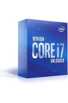 Intel Core I7-10700k 3.80ghz 16mb 1200p 10.nesil 2