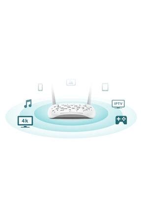 Tp-Link Td-w9960 300mbps 4p Vdsl/adsl Modem Router 3