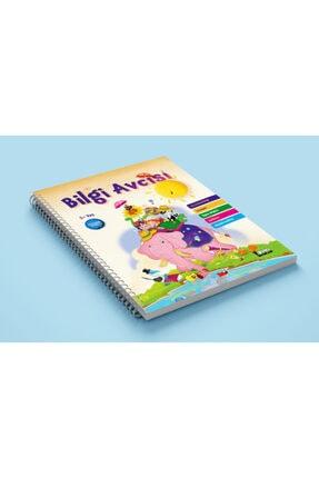 Gaga Yayınları Bilgi Avcısı Okulöncesi Etkinlik Kitabı / Dikkat, Kodlama, Scamper, Müzikli Sayfalar 0