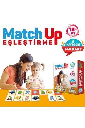 CAM KUTU DÜNYASI Match Up Eşleştirme Kartları Eşini Bul 140 Kart 1