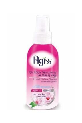 AGISS Sir Ağda Temizleme ve Masaj Yağı 0