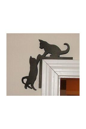 keskin ant bıçak Home Kedi Kapı Kenar Süsü 0