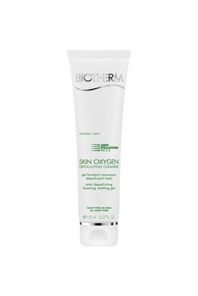 Biotherm Skin Oxygen Depolluting Cleanser 150 ml - Temizleyici Jel 0