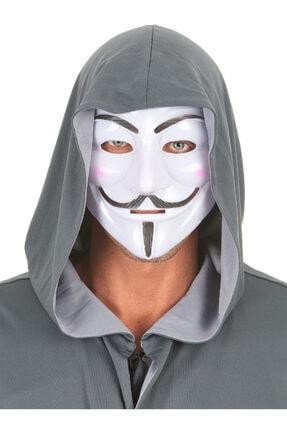 Samur V For Vendetta Maskesi 0