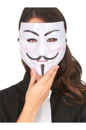 Samur V For Vendetta Maskesi 1