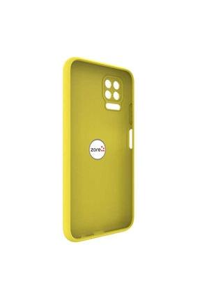 Dijimedia Huawei P40 Lite Kılıf El Izi Yapmayan Yüzüklü Mat Plex Silikon 2