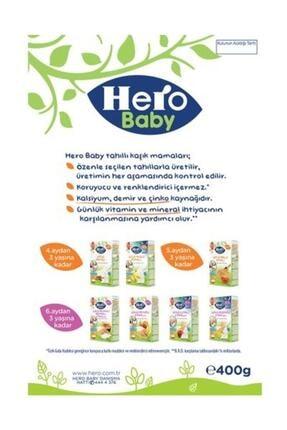 Hero Baby Sütlü Pirinçli Kaşık Maması 400 gr 2
