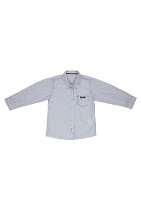 Port Erkek Çocuk Çizgili Gömlek ILQ3384