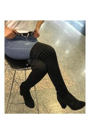 Kadın Streç Çizme Çorap Çizme 1346ilgipark