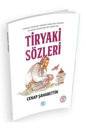 Mavi Çatı Yayınları Tiryaki Sözleri 0