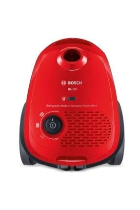 Bosch Bgn2a111 600 W Toz Torbalı Elektrikli Süpürge 0
