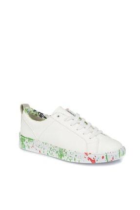 Lumberjack VELLA Beyaz Kadın Ayakkabı 100302899 2