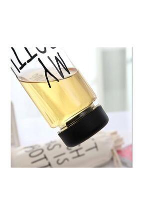 Online Çarşım My Bottle Detoks Cam Matara - Cam Şişe 500 ml (Siyah) 2
