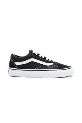 Vans Old Skool Unisex Siyah Sneaker 0