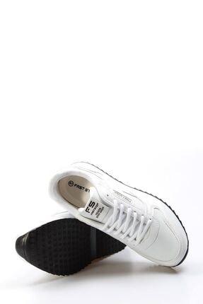 Fast Step Beyaz Erkek Sneaker Ayakkabı 865ma5010 4