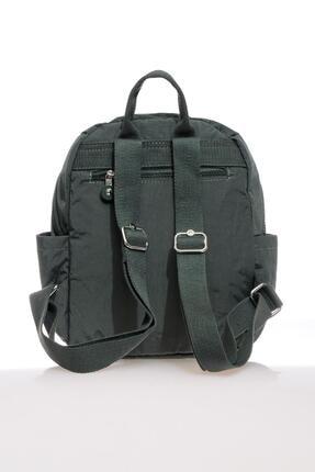 Smart Bags Kadın Sırt Çantası Orta Boy 1246 05 Haki 2